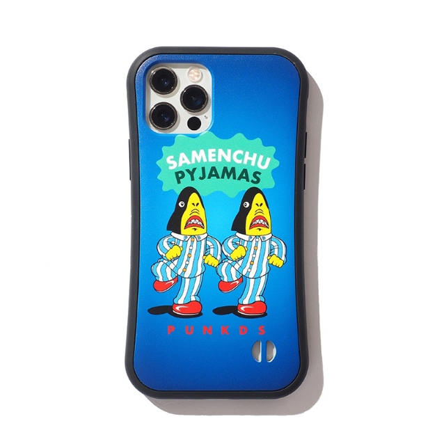 PUNK DRUNKERS パンクドランカーズ GRIP iPhone CASE/鮫人パジャマ