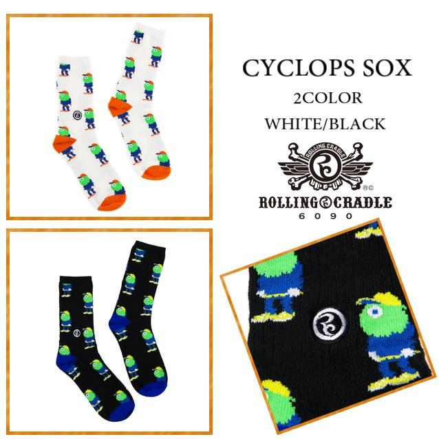 ROLLING CRADLE ローリングクレイドル CYCLOPS SOX