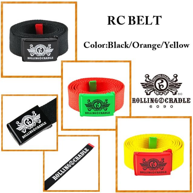 ROLLING CRADLE ローリングクレイドル RC BELT