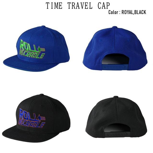 ROLLING CRADLE ローリングクレイドル TIME TRAVEL CAP