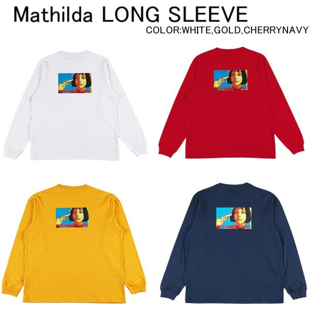 ROLLING CRADLE ローリングクレイドル Mathilda LONG SLEEVE