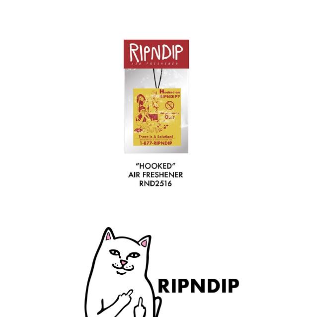 RIPNDIP リップンディップ Hooked Air Freshener