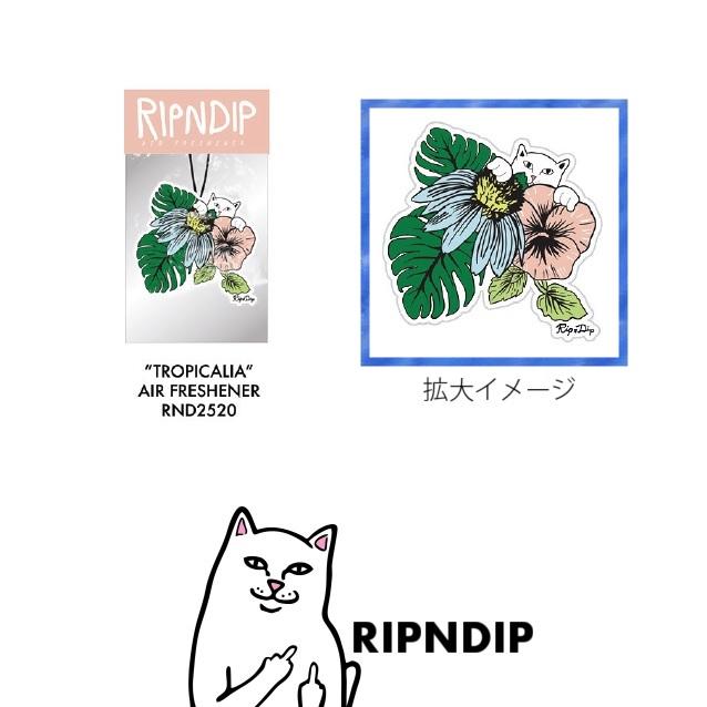 RIPNDIP リップンディップ Tropicalia Air Freshener
