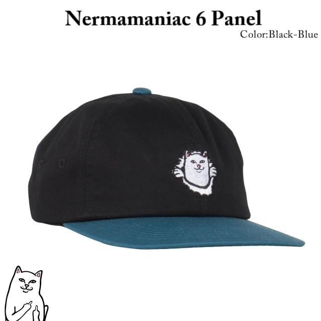 RIPNDIP リップンディップ Nermamaniac6Panel Strap Back