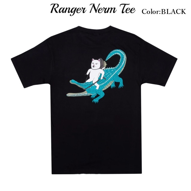 RIPNDIP リップンディップ Ranger Nerm Pocket Tee
