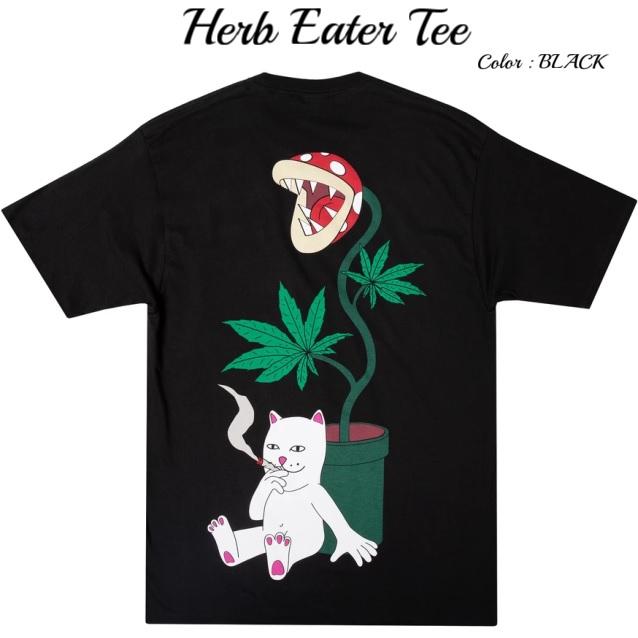 RIPNDIP リップンディップ Herb Eater Poket Tee