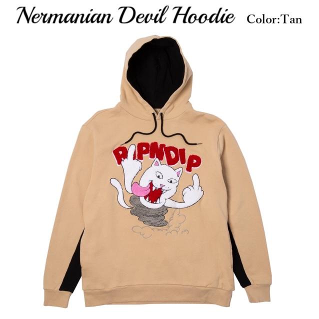 RIPNDIP リップンディップ Nermanian Devil Hoodie