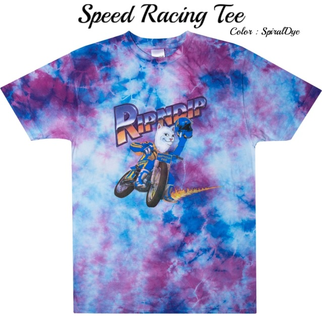 RIPNDIP リップンディップ Speed Racing Tee