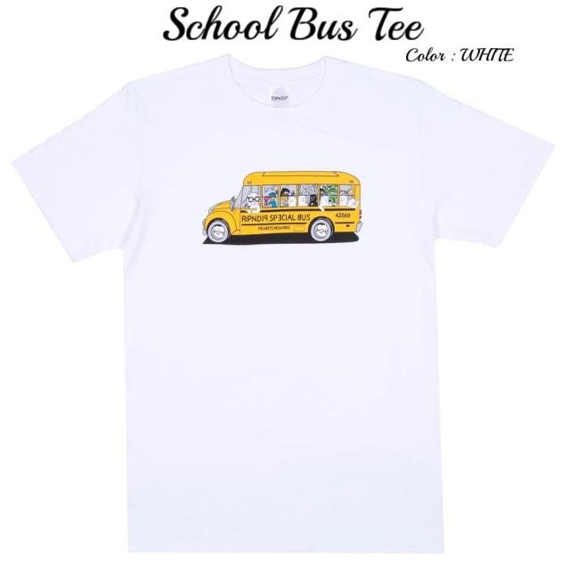 RIPNDIP リップンディップ School Bus Tee