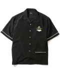 SUBCIETY サブサエティ BOWLING SHIRTS-Beach-