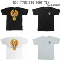 DOG TOWN ドッグタウン BIG FOOT TEE