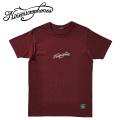 セール50%オフ NINE MICROPHONES ナインマイクロフォンズ EMBROIDERY Comrade Tシャツ