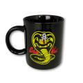 『コブラ会』スネークロゴ マグカップ