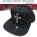 DOG TOWN ドッグタウン DTxSUICIDAL MESH FLIP HAT