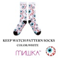 MISHKA ミシカ KEEP WATCHPATTERN SOCKS