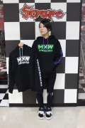 "MAGICAL MOSH MISFITS マジカルモッシュミスフィッツ WOW × MMM""MAGIWOW"" PARKA"