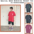 セール MAGICAL MOSH MISFITS マジカルモッシュミスフィッツ MAGICAL MOSHMUNCHIES POCKET TEE