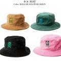 MAGICAL MOSH MISFITS マジカルモッシュミスフィッツ ホネ HAT (BUCKET HAT)