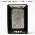 MAGICAL MOSH MISFITS マジカルモッシュミスフィッツ ZIPPO x MxMxM GRAVEYARD ZOMBIES