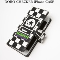 MAGICAL MOSH MISFITS マジカルモッシュミスフィッツ DORO CHECKER iPhone CASE