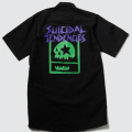 "MAGICAL MOSH MISFITS マジカルモッシュミスフィッツ SUICIDAL TENDENCIES x MxMxM ""MAGICAL TENDENCIES"" WORK SHIRT"