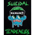 "MAGICAL MOSH MISFITS マジカルモッシュミスフィッツ SUICIDAL TENDENCIES x MxMxM ""MAGICAL MOSH SKUM-kun"" TEE"