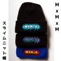 MAGICAL MOSH MISFITS マジカルモッシュミスフィッツ MxMxM スライムニット帽