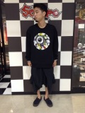 MISHKA ミシカ LAMOUR ENDLESS BUMMER KEEP WATCH CREWNECK