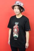 セール20%オフ MISHKA ミシカ TEE Tシャツ キープウォッチ KEEPWATCH 目玉 mss180015