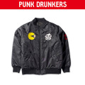 (先行予約)PUNK DRUNKERS パンクドランカーズ PAC-MA-1【17秋冬】10月末入荷予定
