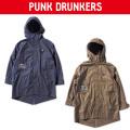 セール20%オフ PUNK DRUNKERS パンクドランカーズ 日章モッズコート
