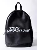 (先行予約)PUNK DRUNKERS パンクドランカーズ ピンズリュック【18夏】5月入荷予定