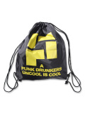 セール20%オフ PUNK DRUNKERS パンクドランカーズ BIG.Pナップサック