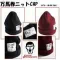 (先行予約)PUNKDRUNKERS パンクドランカーズ   万馬券ニットCAP【18秋冬】11月入荷予定