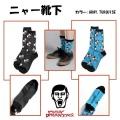 (先行予約)PUNKDRUNKERS パンクドランカーズ   ニャー靴下【18秋冬】9月入荷予定