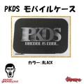 (先行予約)PUNKDRUNKERS パンクドランカーズ   PKDSモバイルケース【18秋冬】8月入荷予定