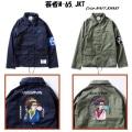PUNK DRUNKERS パンクドランカーズ 芸者M-65.JKT