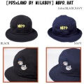 PUNK DRUNKERS パンクドランカーズ [PDSxLAND BY MILKBOY]MBPD.HAT