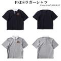 PUNK DRUNKERS パンクドランカーズ PKDSラガーシャツ