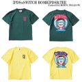 PUNK DRUNKERS パンクドランカーズ [PDSxSWITCH BOMB]PDSB.TEE