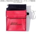(先行予約)PUNK DRUNKERS パンクドランカーズ [PDSxTRIANGLE] PDS マネークリップ型財布【19年9月上旬】入荷予定