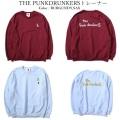 (先行予約) PUNK DRUNKERS パンクドランカーズ THE PUNK DRUNKERSトレーナー【19年9月】入荷予定
