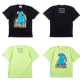 PUNK DRUNKERS パンクドランカーズ REAL MONSTER.TEE
