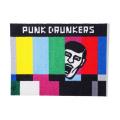 (先行予約) PUNK DRUNKERS パンクドランカーズ 電波テスト フロアマット【20年11月】入荷予定