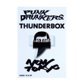 PUNK DRUNKERS パンクドランカーズ [PDSxTHUNDERBOX] NOW TOKYO ピンズ