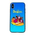 PUNK DRUNKERS パンクドランカーズ iPhone CASE 潜水艦とアイツたち