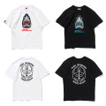 PUNK DRUNKERS パンクドランカーズ [PDSxPEACEMAKER]TRIBAL鮫人TEE