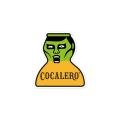 (先行予約)PUNK DRUNKERS パンクドランカーズ [PDSxCOCALERO]コカボムあいつステッカー【21年10月】入荷予定