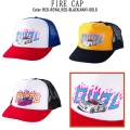 ROLLINGCRADLE ローリングクレイドル FIRE CAP