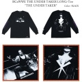 """ROLLING CRADLE ローリングクレイドル RCxWWE THE UNDER TAKER LONG-Tee """"THE UNDER TAKER"""""""